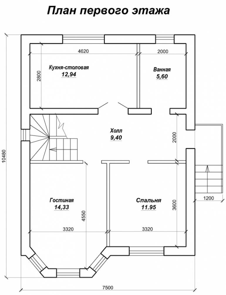 Строительство дома под ключ проект и цена