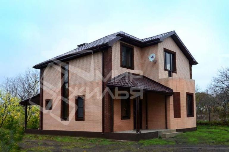 Строительство частного дома в Ростове-на-Дону