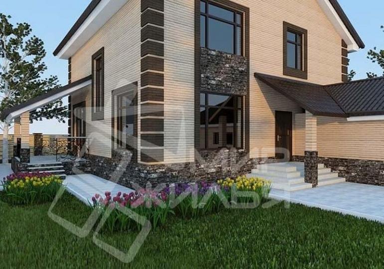 Частный дом строительство