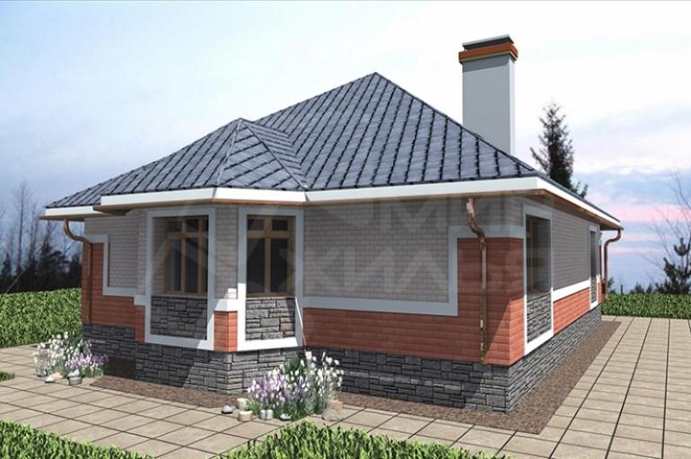Проект дома для строительства