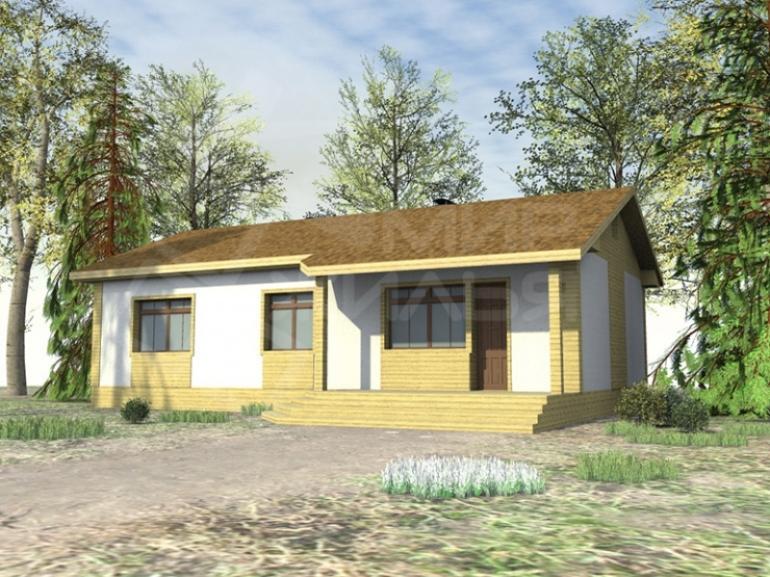 Построить дом под ключ недорого для постоянного проживания