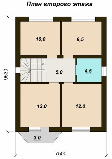 Купить готовый дом в городе