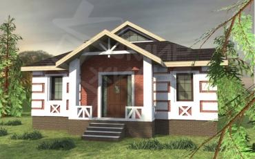 Построить дом недорого №42-98