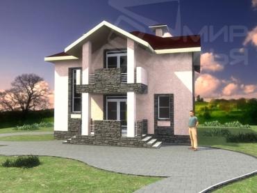 Проект дома №149-132