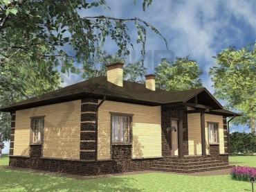 Строительство дома №382-98