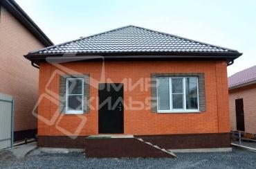 Одноэтажный частный дом №27-74