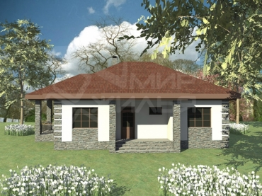 Проект частного дома №115-120