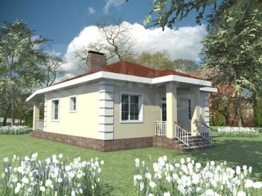 Строительство дома проект и цена
