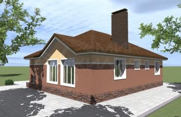 Проект для строительства №51-102