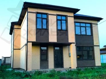 Построить дом под ключ недорого для постоянного проживания № 359-198