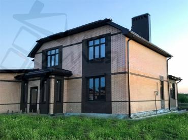 Строительство дома под ключ цена 3890т.р. № 355-235