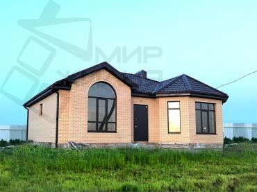 Жилой дом под ключ № 368-110.