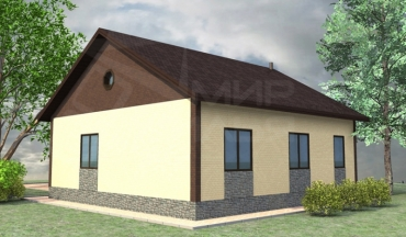Построить дом недорого под ключ
