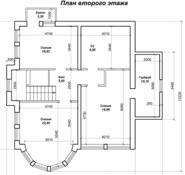Строительство дома под ключ проект
