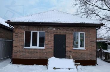 Построенный дом в Ростове №380-73