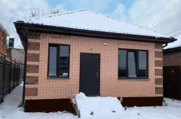Строительство дома № 379-73