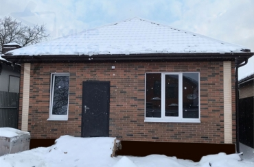 Строительство дома под ключ №377-83