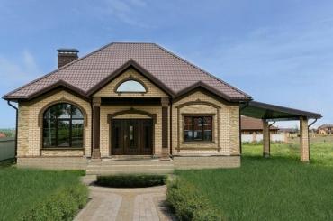 Проект дома № 492-90