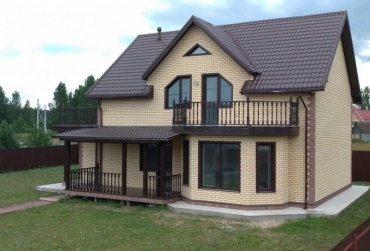 Проект дома № 495-115