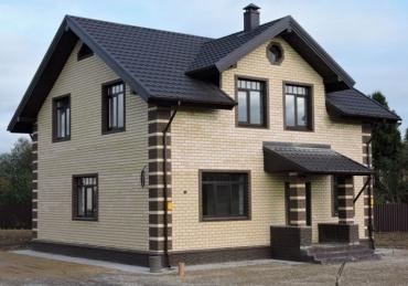 Проект дома № 497-100